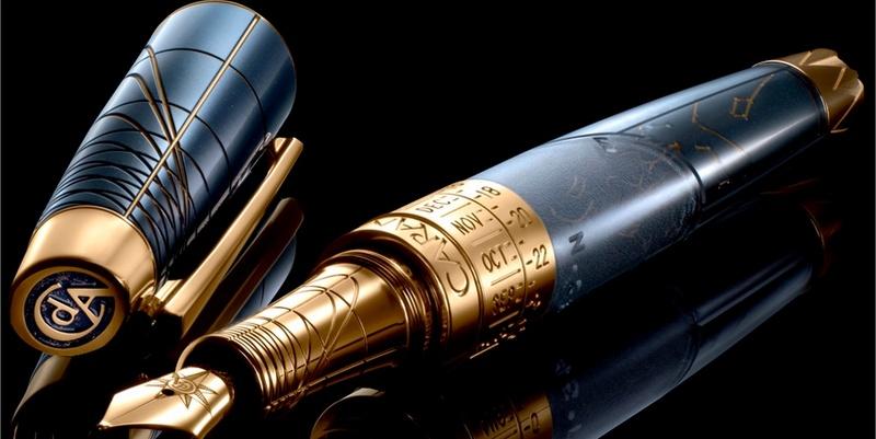 caran-dache-caelograph-luxury-astronomical-pen-001
