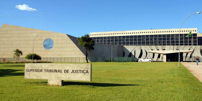 PDG12 BSB 17/11/2006 - ESPECIAL DOMINICAL/PODERES GASTOS - POLÍTICA - Sede do Superior Tribunal de Justiça (STJ), em Brasília.17/11/2006.FOTO: ROBERTO JAYME/AE