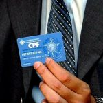 CPF substituirá todos os demais documentos (NIT, PIS, CTPS, CNH e outros)